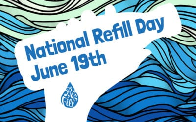 National Refill Day 2019