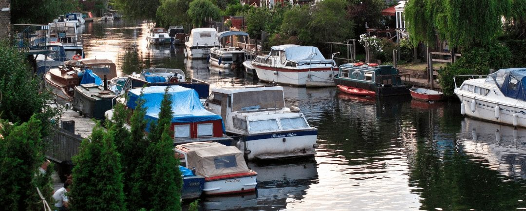 Refill Thames Ditton