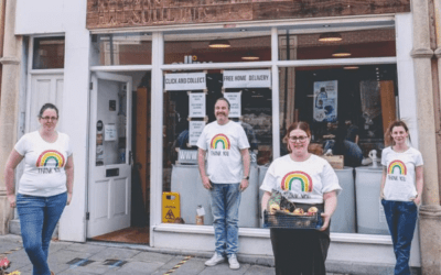Local Refill Heroes in Wales